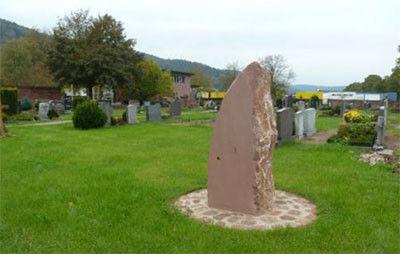 Kleinheubach - Evangelischer Friedhof