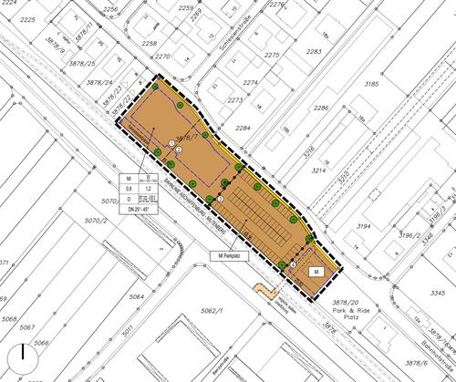 2021-04-26 Flächennutzungsplan Bahnhof