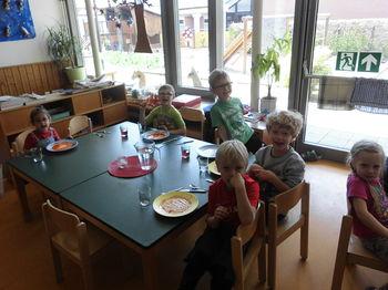 Mittagessen Foto 2