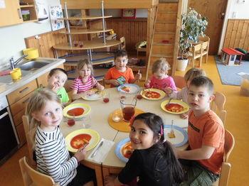 Mittagessen Foto 1