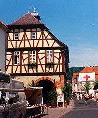 Bayerisches Rotes Kreuz - Bereitschaft Kleinheubach
