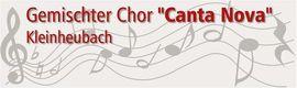 Gemischter Chor 'Canta Nova' Kleinheubach e.V.